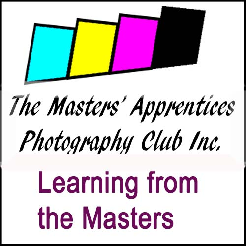 The Masters' Apprentices Photographic Club Inc.